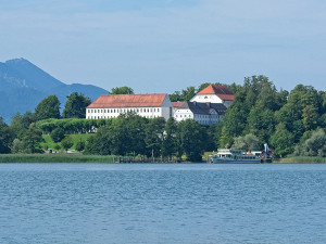 Kloster Herrenchiemsee © Manfred Antranias Zimmer, Pixabay.com